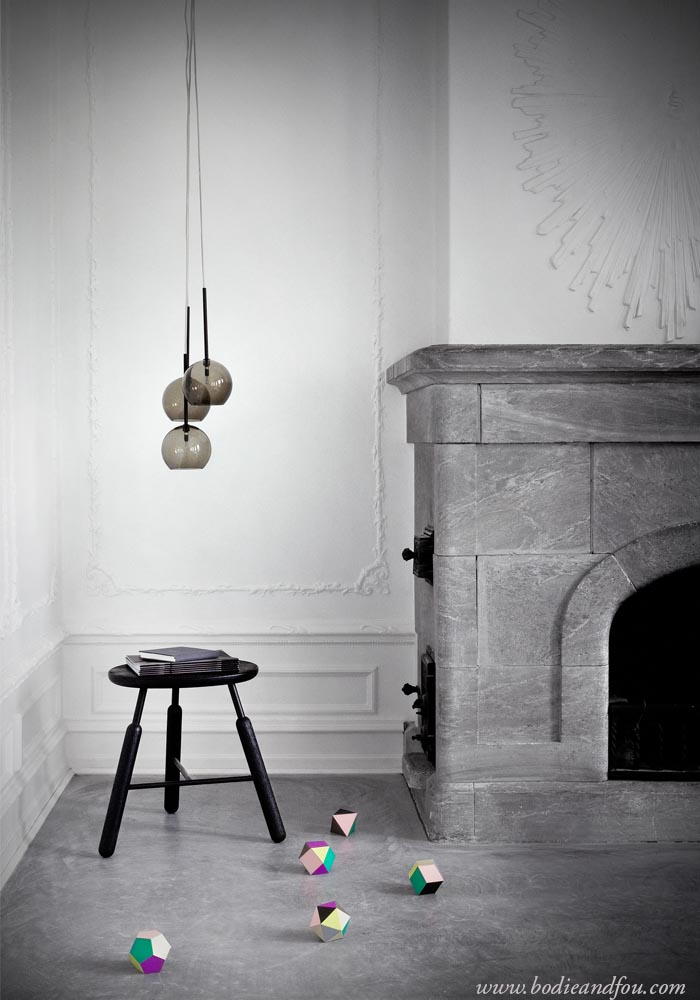 NA3 stool by Norm Architects for &Tradition. Available from BODIE and FOU. Buy online now