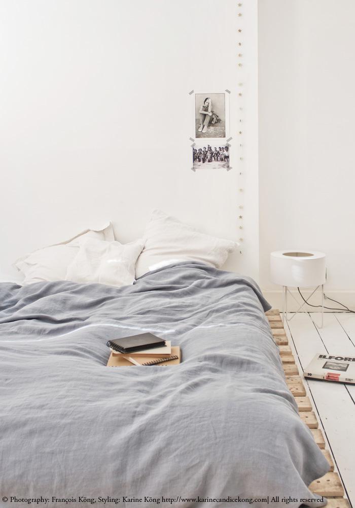 Bedroom masterplan. Photography: François Köng, Stying: Karine Köng, All Rights Reserved. For more inspiration read www.karinecandicekong.com