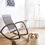 The Gaivota rocking chair