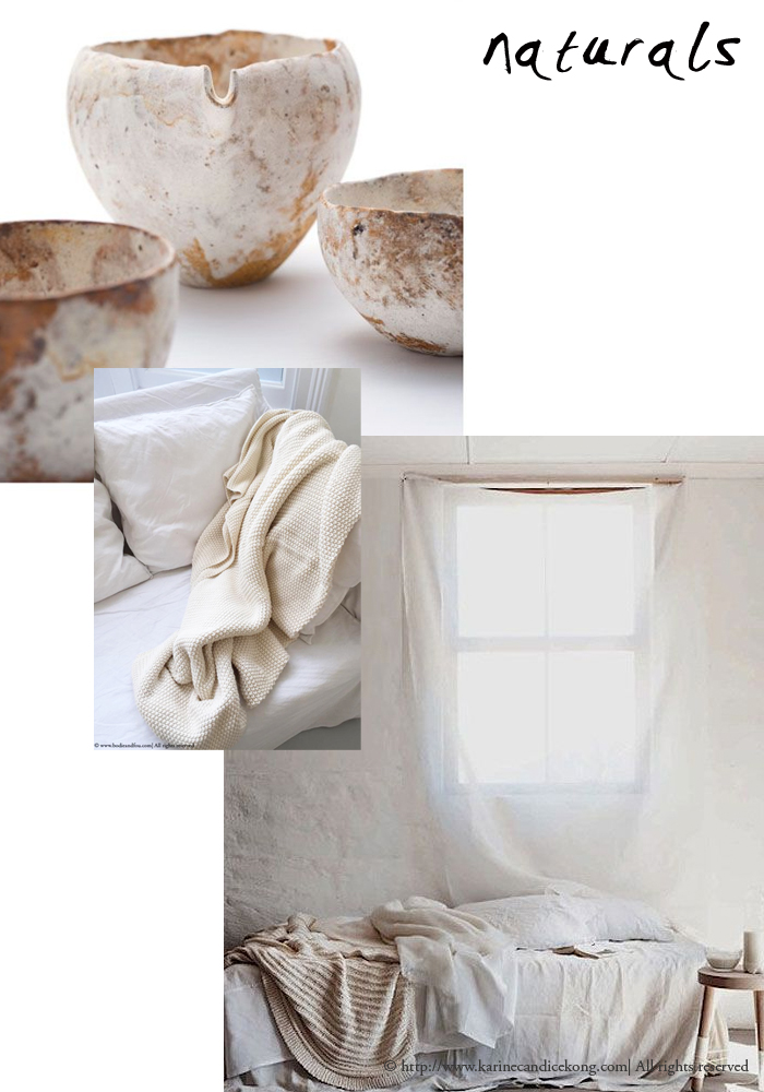 How to create an effortless, stylish, natural look at home. More inspo at www.karinecandicekong.com