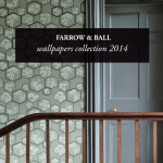 Farrow & Ball wallpapers collection '14