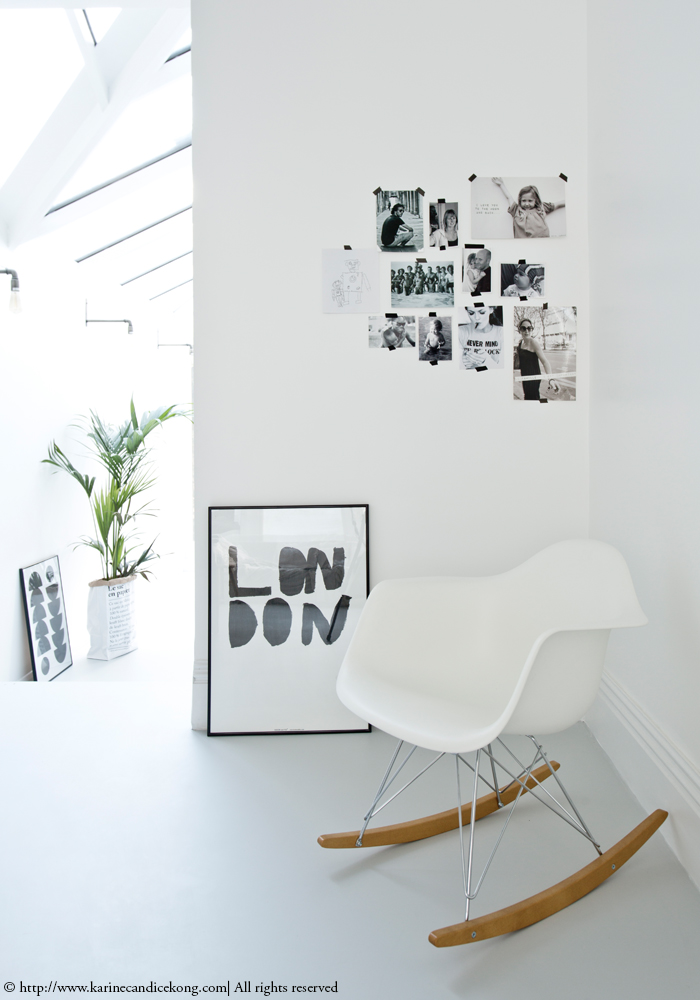 Moodboard in the home of BODIE and FOU Founder >> www.karinecandicekong.com