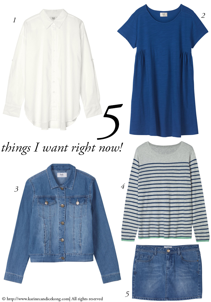5 THINGS I WANT RIGHT NOW! {SPECIAL RED NOSE DAY} 13/03/2015