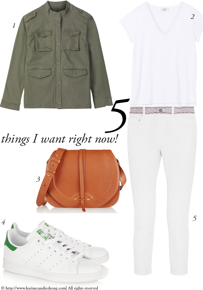 5 THINGS I WANT RIGHT NOW! 27/03/2015