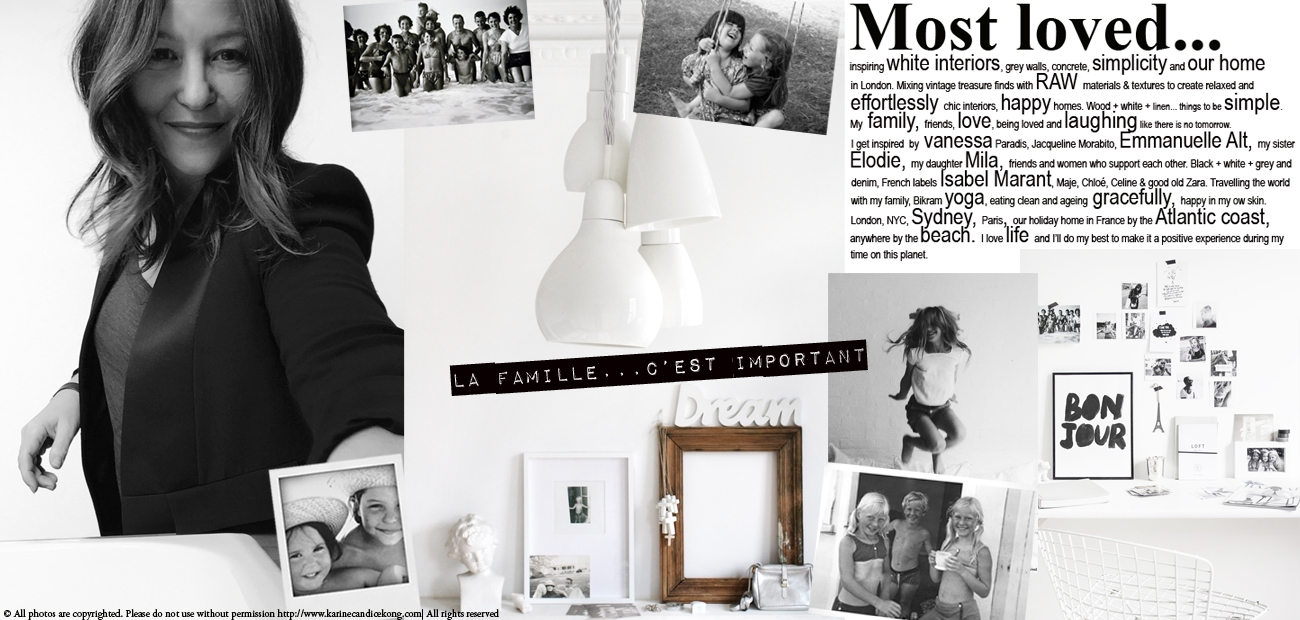 Karine Candice Köng Founder of BODIE and FOU, Creative Director, Stylist & Blogger