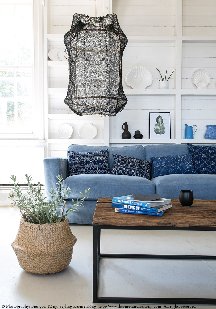 Summer campaign Styling for DFS. How to get the costal vibes. Read on www.karinecandicekong.com