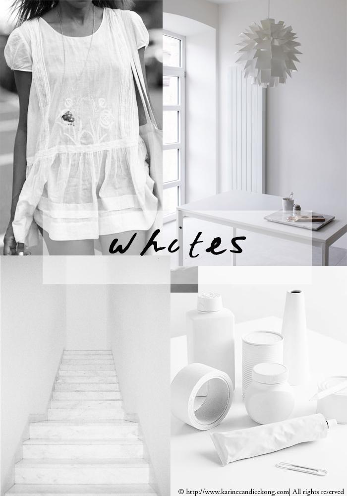 WHITES 12 | 2015 inspiration More on www.karinecandicekong.com