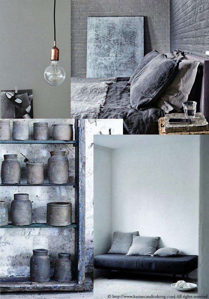 B+F MOODBOARD, 50 shades of greys >> www.karinecandicekong.com