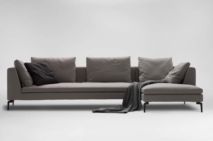 Stylish and contemporary sofas by Camerich
