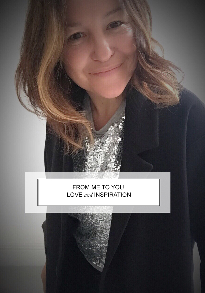 Get love & inspiration straight in your in-box