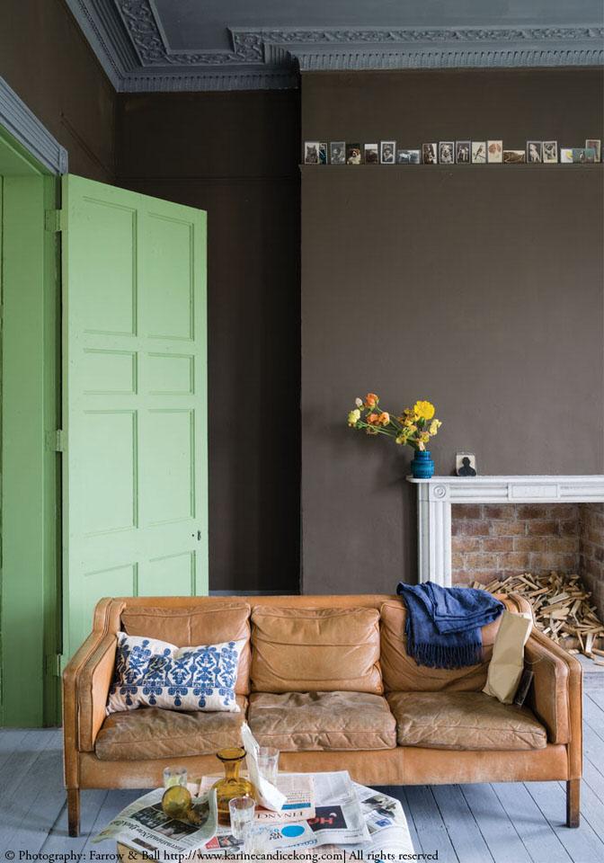 Farrow & Ball: 9 new colors paint