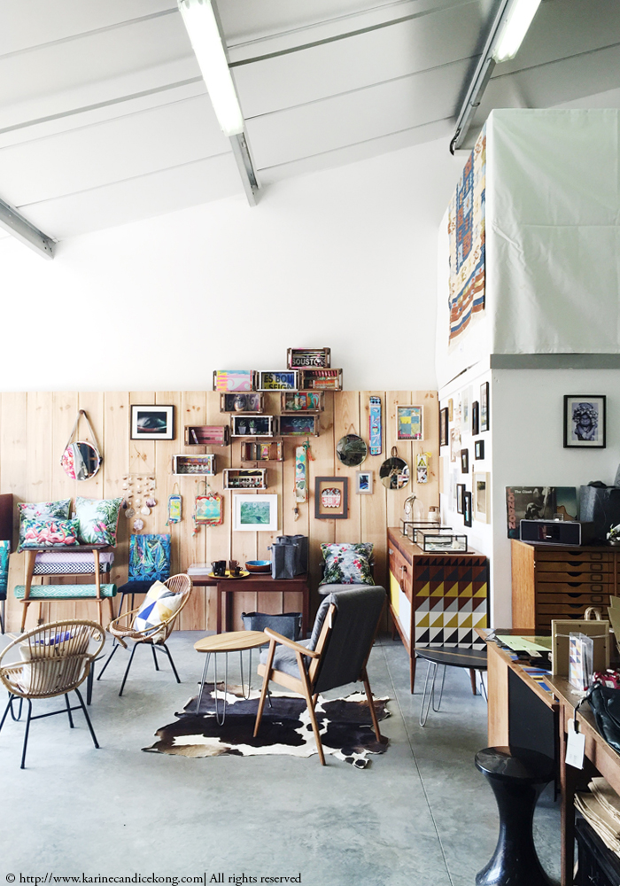 Collective Soul Shop in Hossegor
