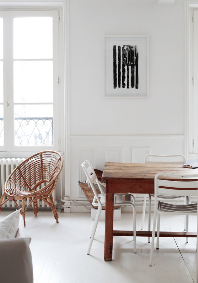 A gorgeous & cosy Parisian flat (C) Photography: Karine Candice Kong www.karinecandicekong.com