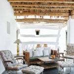 A finca style holiday home in Ibiza
