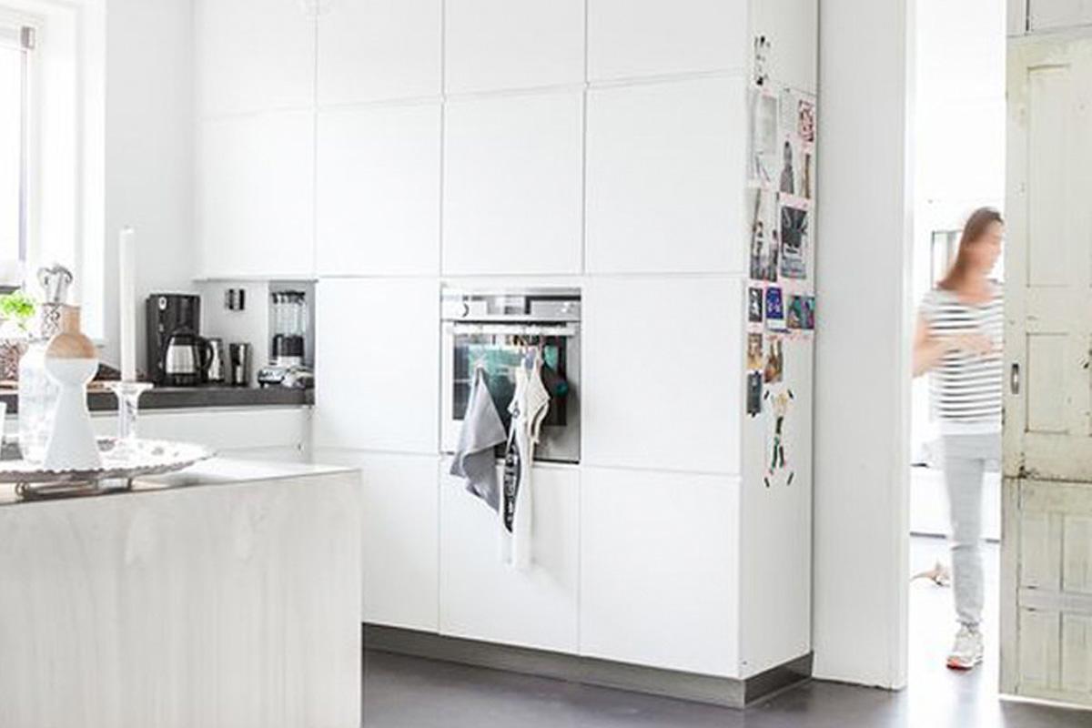 a light & airy dutch family home