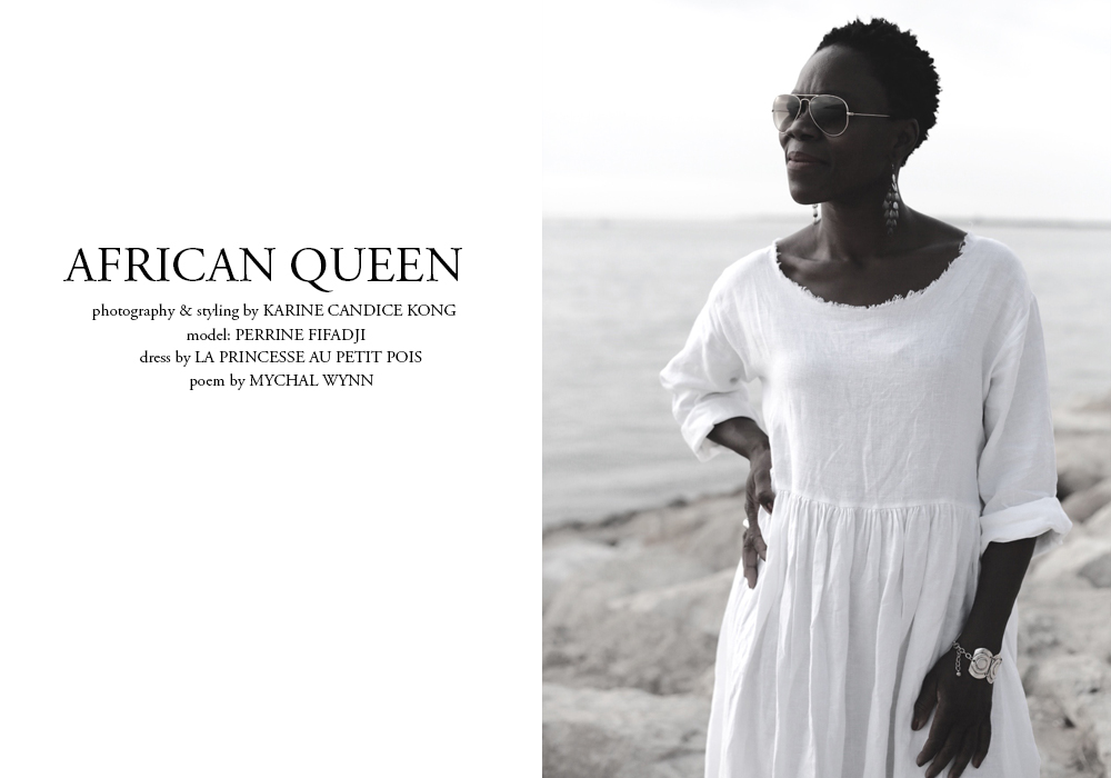 STORIES (C) Karine Candice Kong | African Queen 1