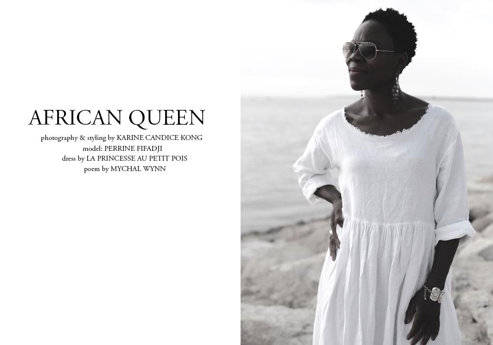 STORIES (C) Karine Candice Kong | African Queen 1