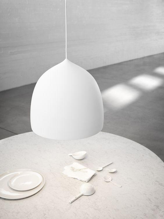 The Suspense lamp by GamFratesi