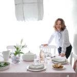 How to style your dining table for Easter