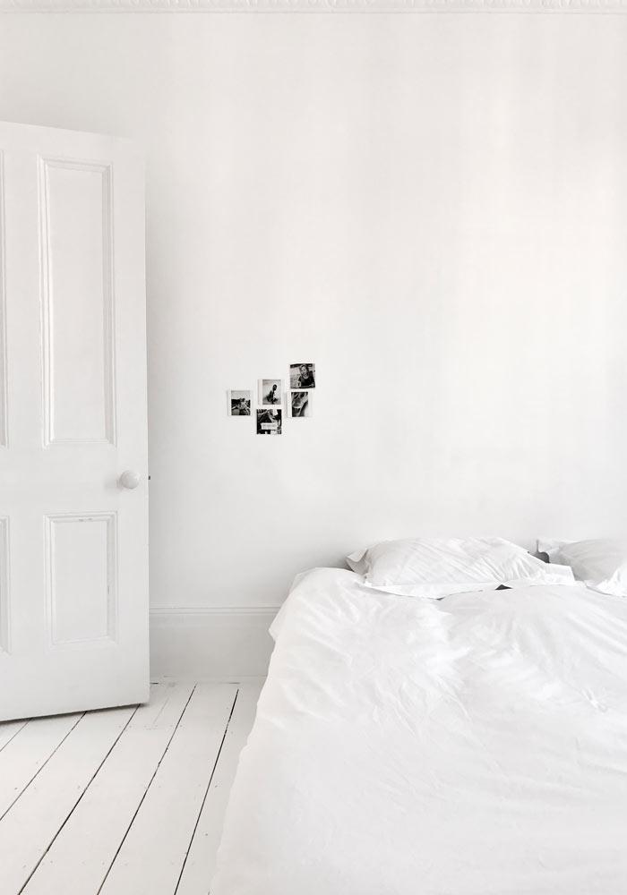 Bedroom Interior Window