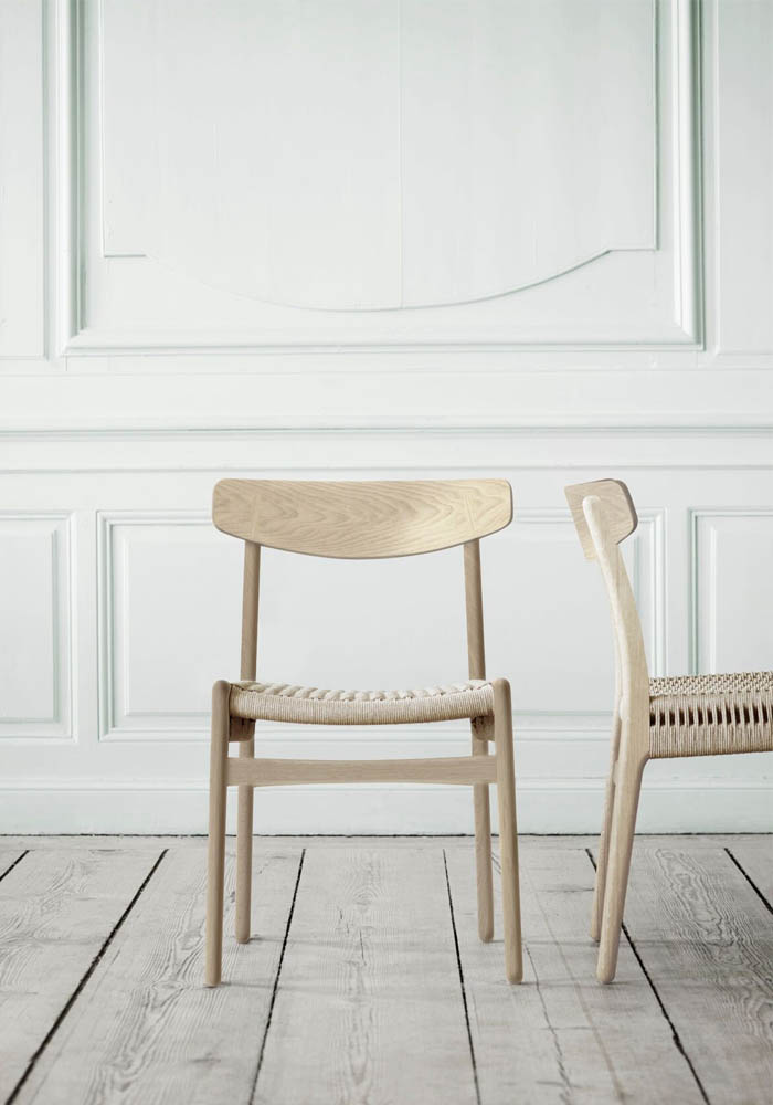 carl hansen chairs ch25 limited edition the ch23 chair by carl hansen son