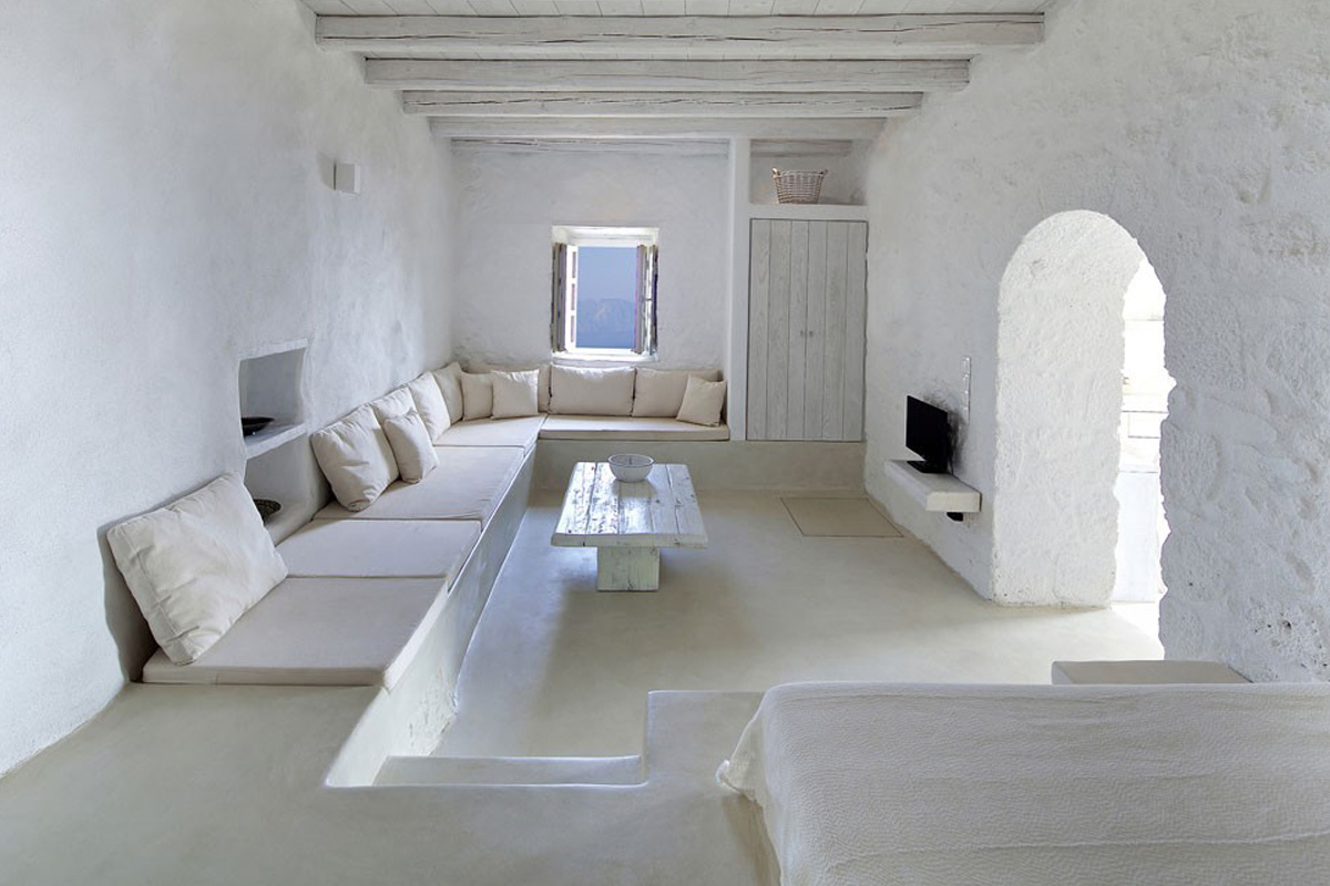 A beautiful Airbnb in Greece