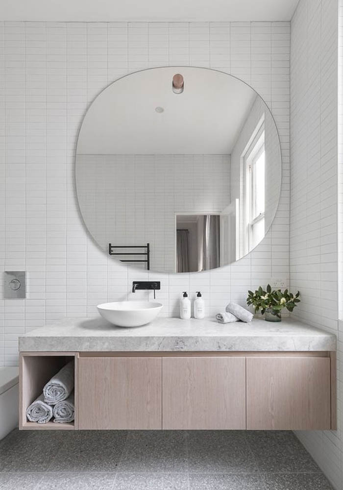 15 of the best oversized mirrors for Miroir long blanc