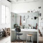 An inspiring creative space