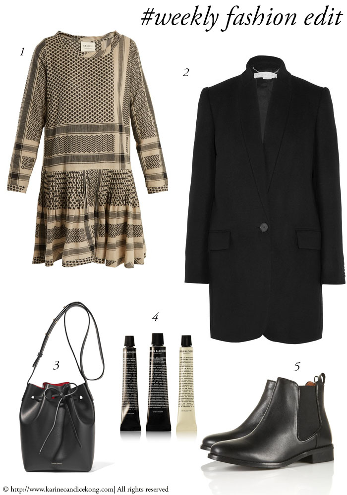 #weekly fashion edit: Chelsea boots