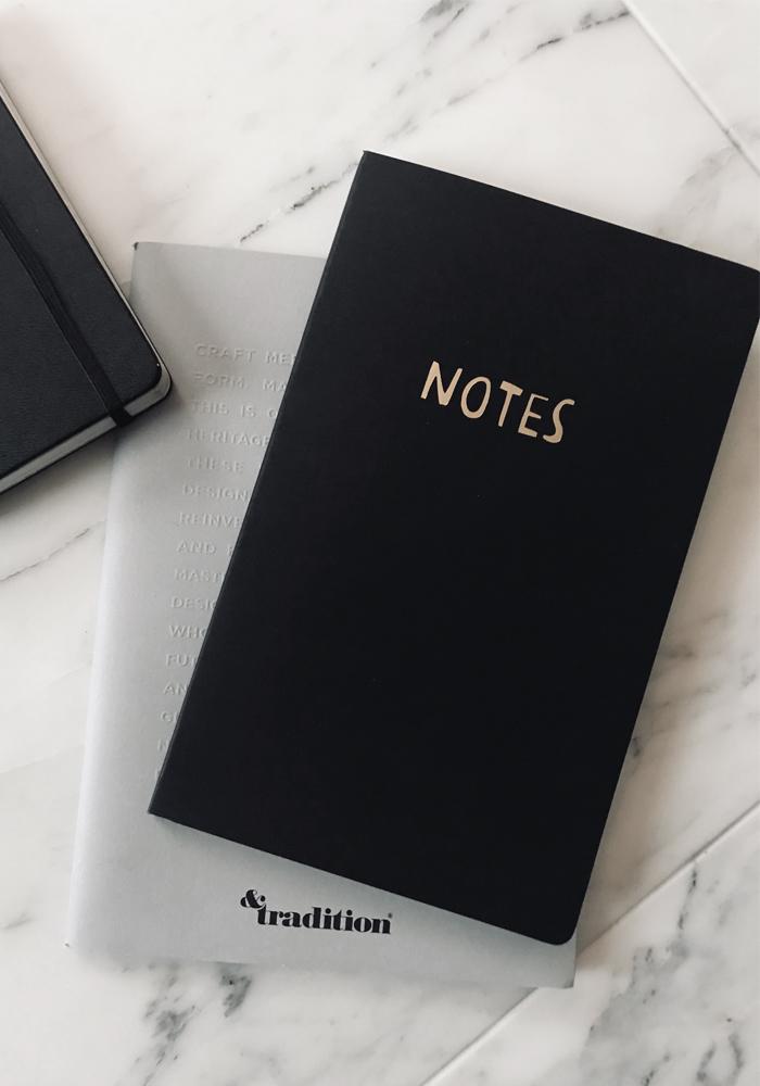 Cool £1 notebook