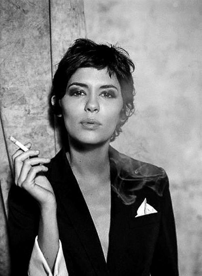 10 Ways To Rock Short Hair Like French Women