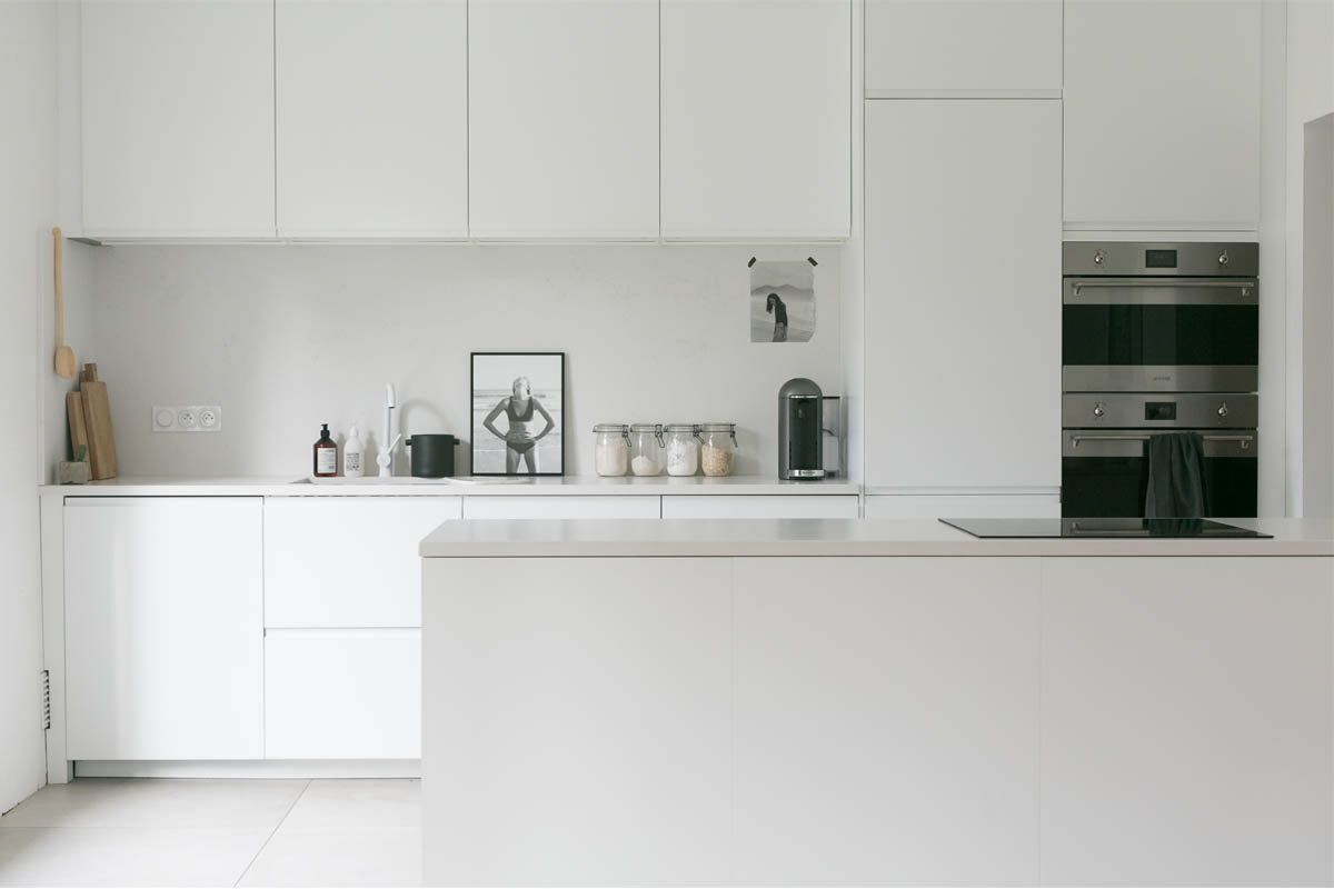 Our White Kitchen Makeover With Silestone By Cosentino