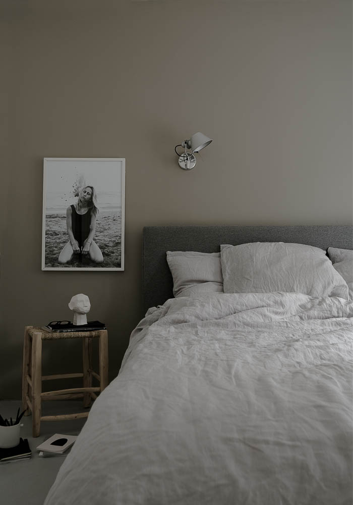 How to add warmth & comfort to a master bedroom